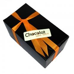 Abonnement coffret de 35 chocolats sans sucre ajouté