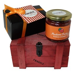 Coffret Duo Chocolats & Confiture