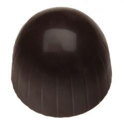 Chocolat Sans Sucre - Sphère Noisette Noir Valentino