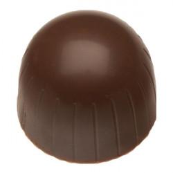 Chocolat Sans Sucre - Sphère Noisette Lait Valentino