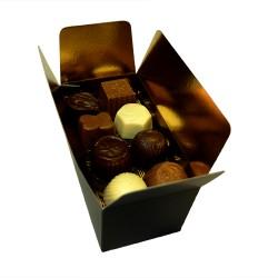 Ballotin 24 chocolats Van De Casteele