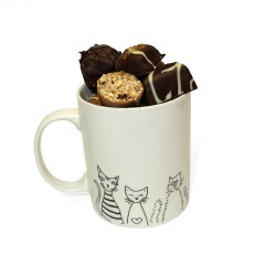 Mug Chat & Chocolats