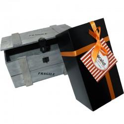 Coffret Fragile & Ballotin 95 chocolats