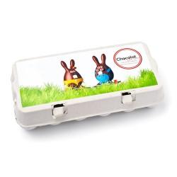 Boîte à oeufs de Pâques - Lapinou