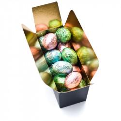 Ballotin 20 oeufs de Pâques - Chocolatier Van de...