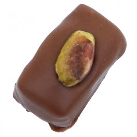 Chocolat Pistachio sans sucre pâte amande pistache