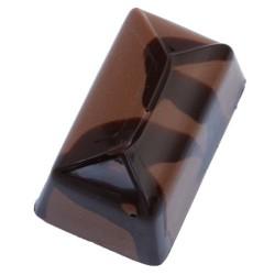 Chocolat sans sucre Carambeur caramel beurre salé