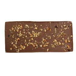 Tablette chocolat sans sucre Amanda Lait