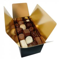 Ballotin Vandenbulcke chocolat sans sucre