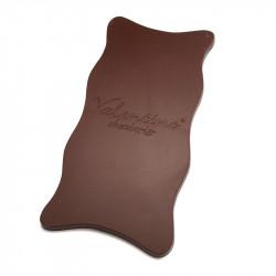 Tablette de chocolat noir sans sucre Valentino