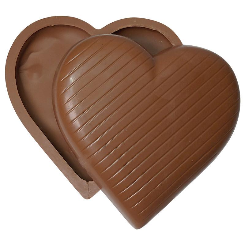 Coeur à remplir chocolat au lait - 170g