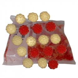 !kg de bonbon Mûres - Bonbons gélifiés sans sucre