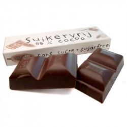 Barre chocolat noir 55% - Valentino - 40g