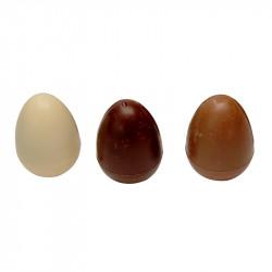 oeufs de Pâques sans sucre du chocolatier Valentino