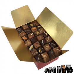 Ballotin Gourmand Beugnies (72 Chocolats - 790G)
